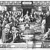 COUNCIL OF NICEA Fresco In The Sistine Salon Vatican T